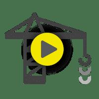 Baustellen-Webcam Zeitraffer Icon